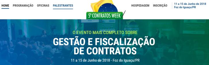5 pregao week 2018 +foz do iguaçu